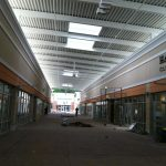 Covered Walkways - The Outlet Shoppes at Atlanta