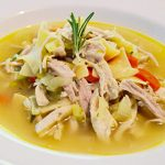 Canton and Chicken Soup
