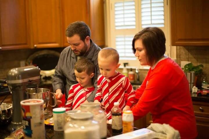 Traditions Create a Foundation  for the Holidays