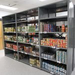 Hasty Hosts New MUST Food Pantry