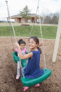 Etowah River Park New Playground Around Canton