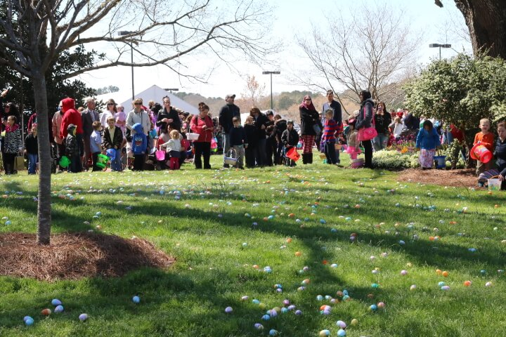 2019 Easter Egg Hunts