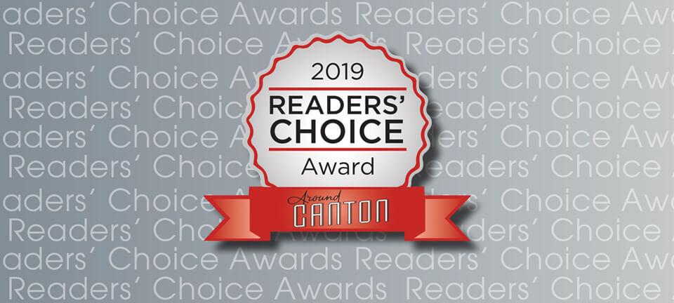 2019 Around Canton Readers' Choice Winners