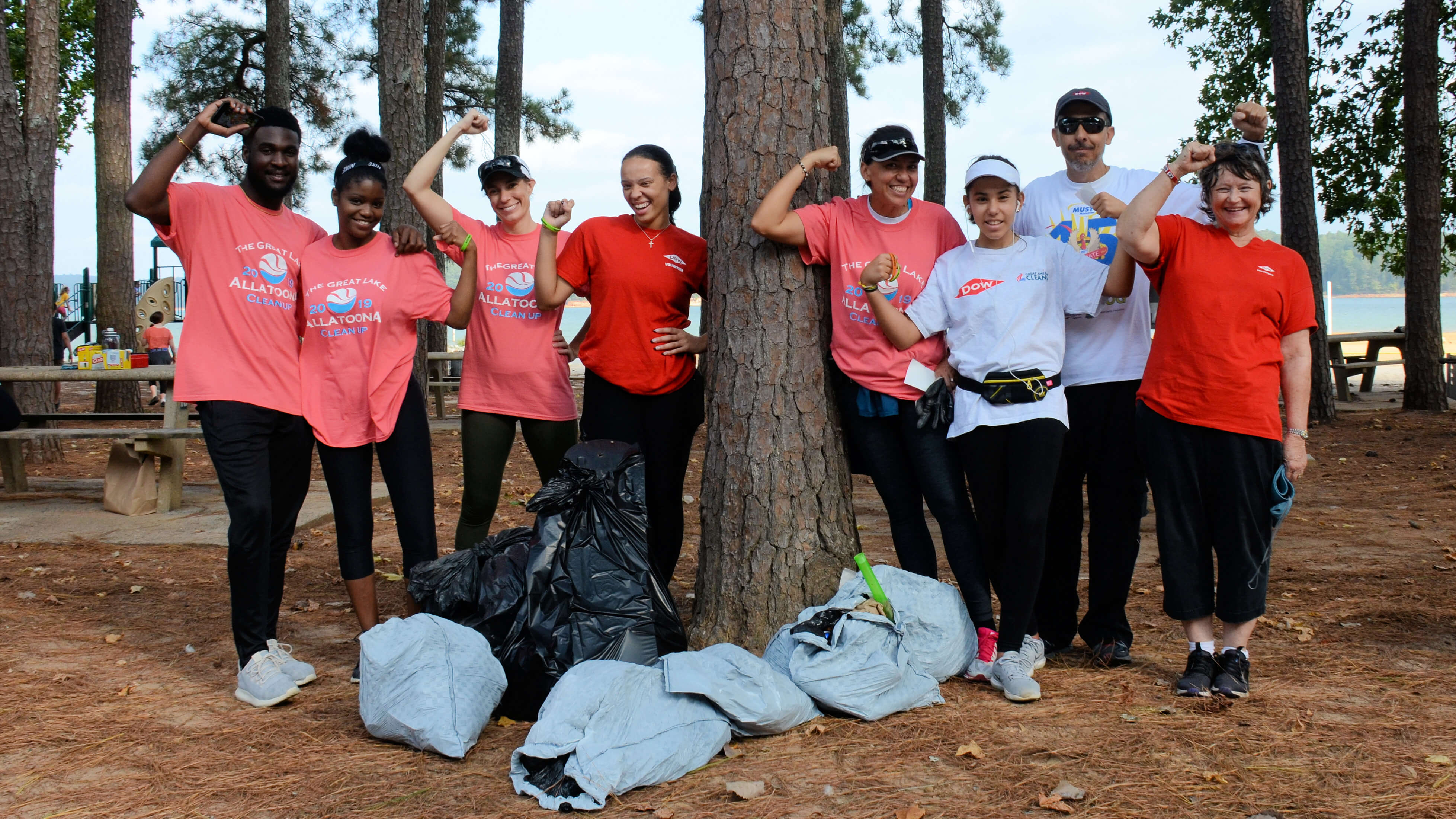 The Great Lake Cleanup