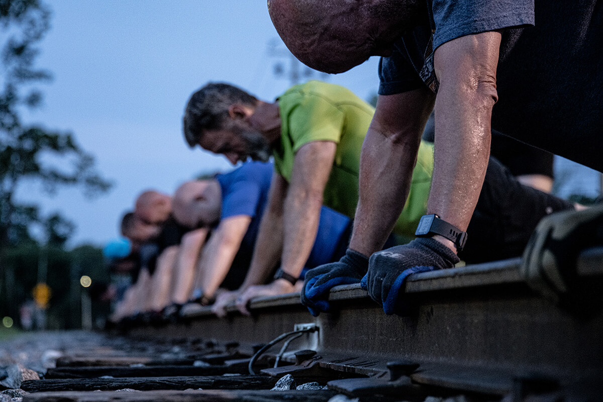Workout Groups Are Filling a Need
